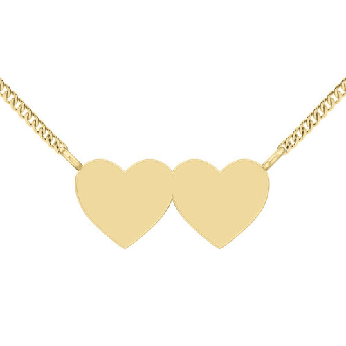 stylerocks-two-joined-hearts-necklace-9ct-yellow-gold