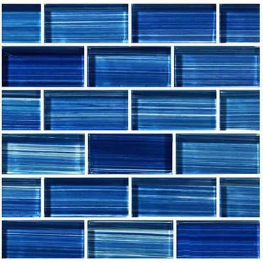 Pool Tile Caribbean Blue