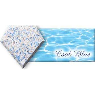 Diamond Brite Pool Finish Diamond Brite, Cool Blue