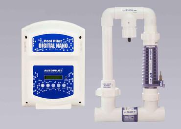 Autopilot NEW AutoPilot NANO Plus DNP2 Salt Chlorine Generator, Pool Pilot, 220V, AquaCal