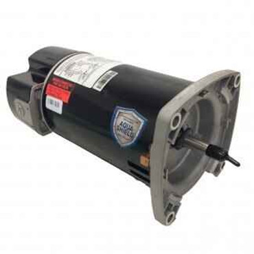 Us motor Emerson/US Motors Pool Pump Motor 1HP Square ASQ125 EUSQ1102 USQ1102