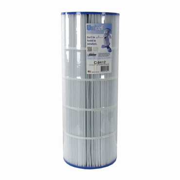 Unicel Unicel C-8412 Replacement Filter Cartridge for 120 Square Foot , Waterway Pro Clean 125, Waterway Clearwater II 125
