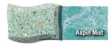 River Rok River Rok Aspen Mist Sold in 10 Bag Batch