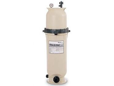 Pentair 160317 Clean & Clear Cartridge Pool Filter, 150 SQF
