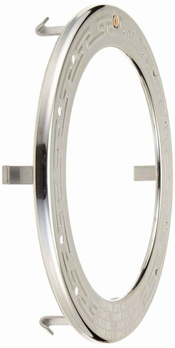 Pentair Pentair 79110600 Stainless Steel Face Ring Assembly Replacement Pool and Spa Light
