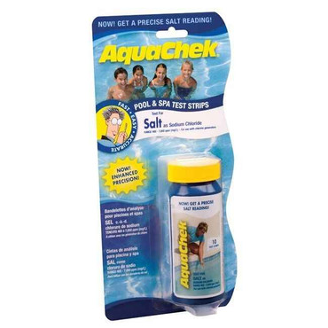 Aquacheck Pool Salt Test Strips