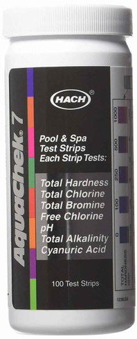 Aquacheck AquaChek 551236 100 Count Pool Water Test Strips