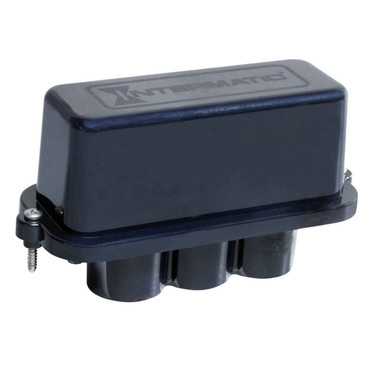InterMatic Intermatic PJB2175 Junction Box, 2-Light, Black