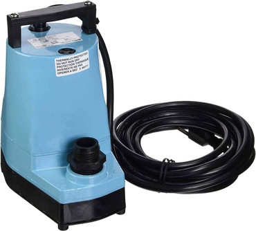 Little Giant Little Giant 505176 5-MSP 1/6 Horsepower 115V Water Wizard 5 Series Submersible Utility Pump