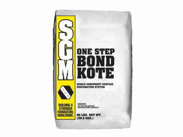 SGM SGM One Step Bond Kote Surface Preparation
