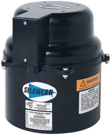 Silencer Pool Air Blower 6316220F 1.5 HP 220V