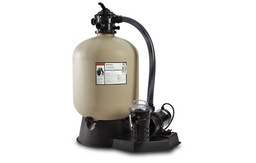 Pentair Pentair - Sand Dollar SD60 Sand Filter System with 1-1/2HP Dynamo Above Ground Pool Pump