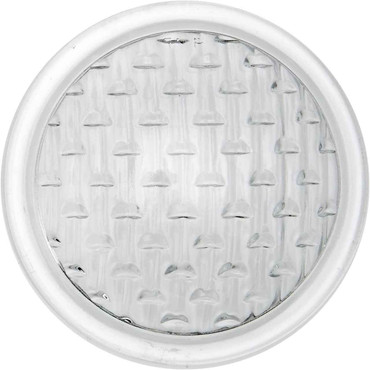 Pentair Pentair 79107800 4-Inch Clear Tempered Replacement Lens Pool and Spa Light