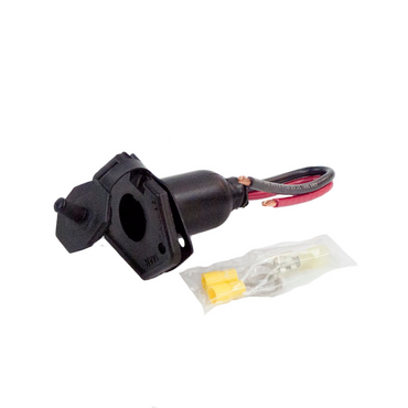 Power Vac Power Vac Corp 010-D Female Plug