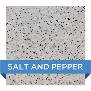 CL Industries Pool Finish Krystalkrete Salt and Pepper