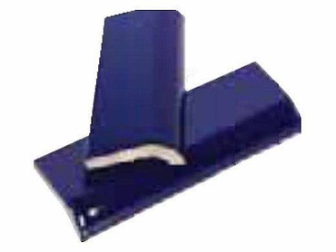 National Pool Tile National Pool Tile 2x6 Solids Mud Cap Cobalt Blue