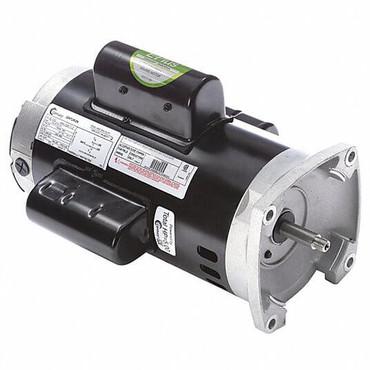Pool Pump Motor, 5 HP, 3450 RPM, 208-230VAC