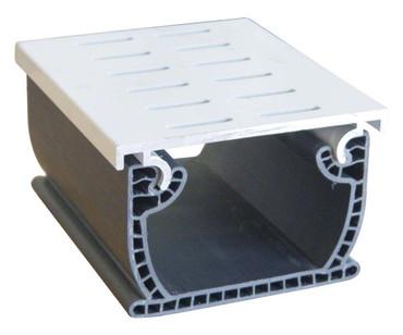 FLOWMASTER 3 COMERCIAL DECK DRAIN-WHITE - FM3W