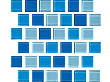 National Pool Tile Allure 1x1 Glass Tile