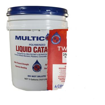 Multicoat Scratch Kote Liquid Catalyst 5GAL 2 Part