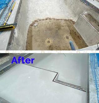 Pool Resurfacing Process By DG Pool Supply