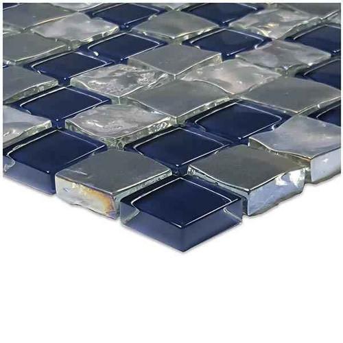Pool Tile Navy, 1 X 1