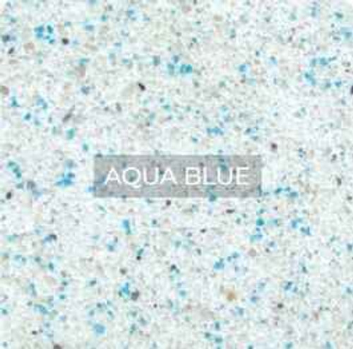 Diamond Brite Pool Finish Diamond Brite,Aqua Blue