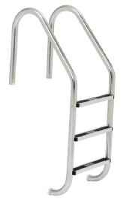 DG Pool Products Cross Brace Ladder 3 Step