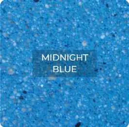 Diamond Brite Pool Finish Diamond Brite, Midnight Blue