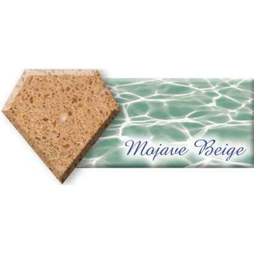 Diamond Brite Pool Finish Diamond Brite, Mojave Beige