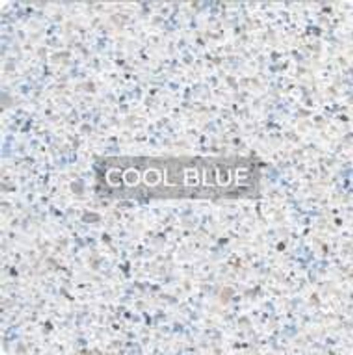 Diamond Brite Pool Finish Diamond Brite, Cool Blue