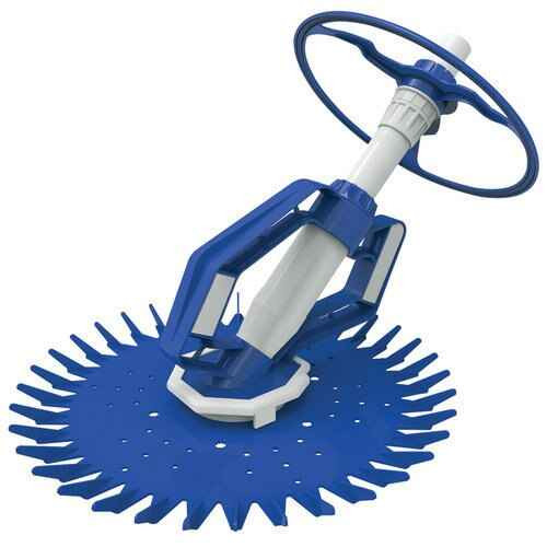 DG Pool Products Pooline 11271 Suction Side Pool Cleaner, Complete with 31 Hose