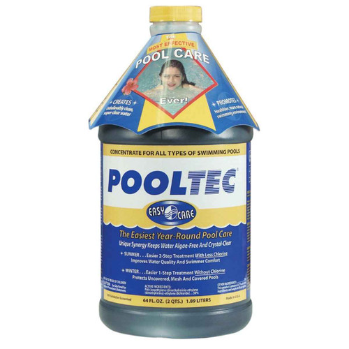 Easycare EasyCare 30064 PoolTec Algaecide, Clarifier and Chlorine Salt Cell Booster