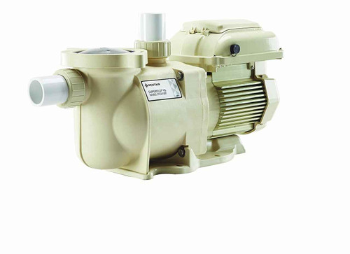 Pentair Pentair 342001 SuperFlo VS Variable Speed Pool Pump, 1 1/2 Horsepower, 115/208-230 Volt, 1 Phase - Energy Star Certified