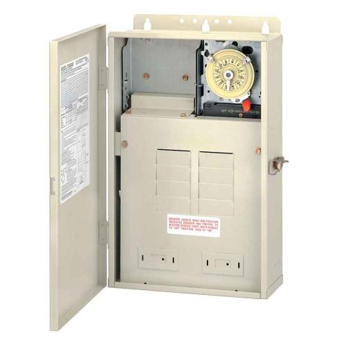 InterMatic Intermatic T30004R Pool/Spa Control Panel 1 T104M DPST, Color