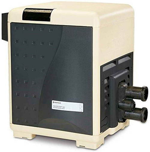 Pentair Pentair MasterTemp Low NOx Pool Heater - Electronic Ignition - Natural Gas - 400000 BTU