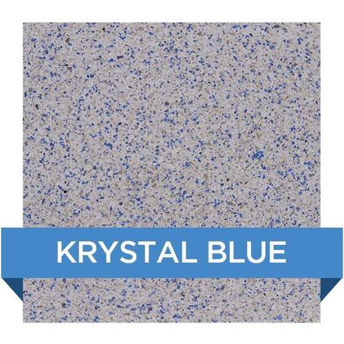 CL Industries Pool Finish Krystalkrete Krystal Blue
