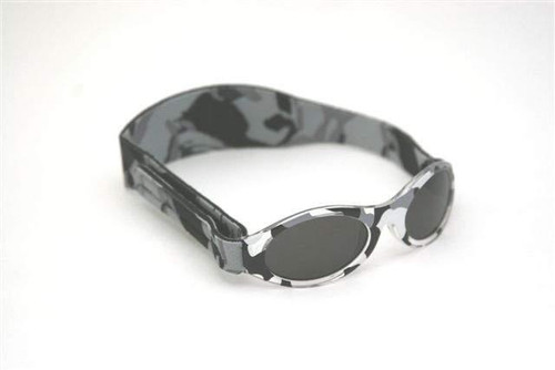 Baby Banz Adventure Banz Sunglasses Ages Urban Grey Camo