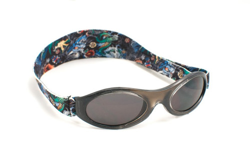 Baby Banz Adventure Banz Sunglasses Ages Black Tatoo