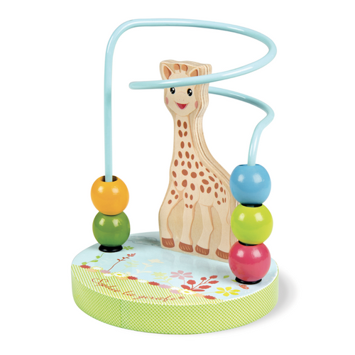 Sophie The Giraffe mini Looping by Janod