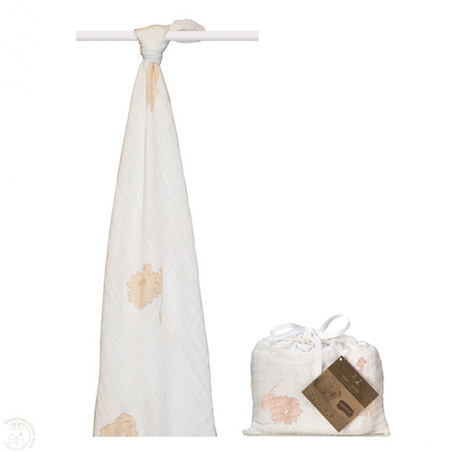 Safari organic swaddle by Aden and Anais