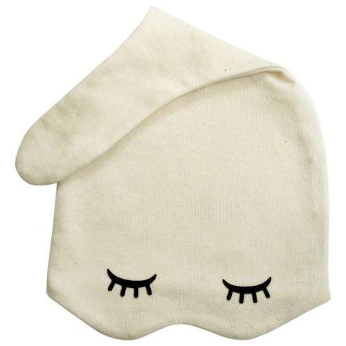 Zo' b Organic On The Go Sleepy Hats, Sweet Cream, 3-9 Months