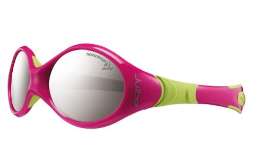 Julbo Looping 1  Sunglasses Fuchsia/Lime  0-12 months