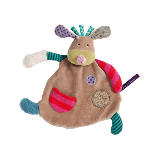 Moulin Roty Lovey Dog Doudou chien