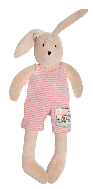 Moulin Roty Little Rabbit Syllvain La Grande Famille 12 inches