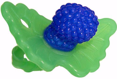 Razbaby Razberry Blue Pacifier