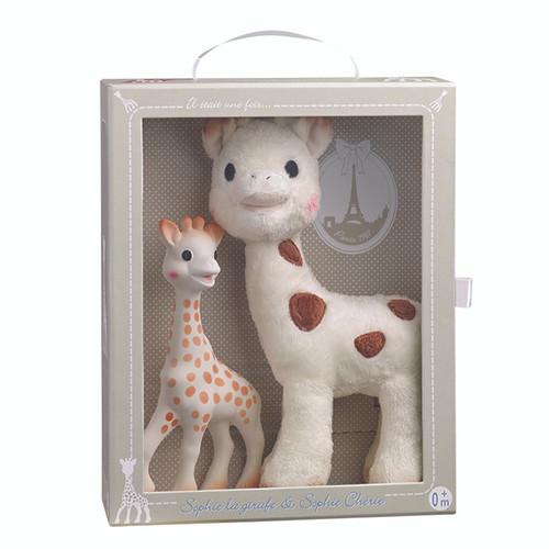 Sophie the Giraffe Ð Set Sophie la girafe & Plush