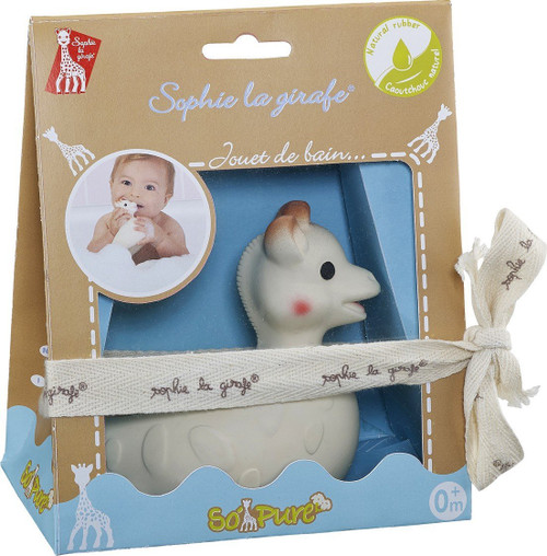 Sophie the Giraffe SoÕPure bath toy