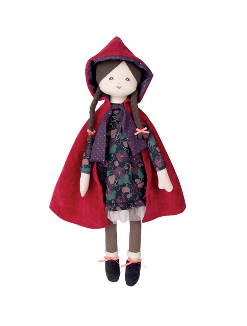 Moulin Roty Little Riding Hood Doll
