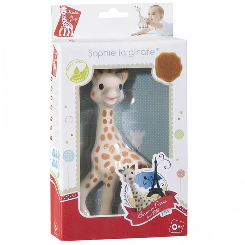 Sophie La Girafe Fresh Touch Box Teether